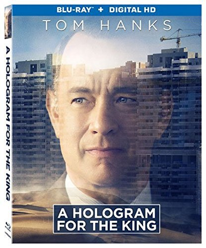 A Hologram For The King Hanks Choudhury Black Blu Ray Dc R