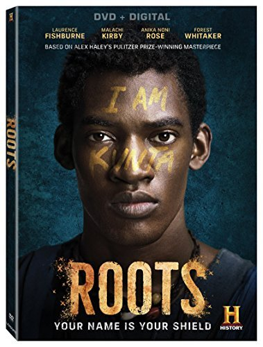 Roots Fishburne Kirby Rose Whitaker DVD Dc