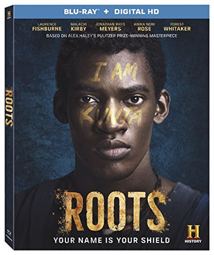 Roots Fishburne Kirby Rose Whitaker Blu Ray Dc