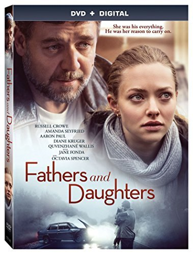 Fathers & Daughters Crowe Seyfried DVD Dc R