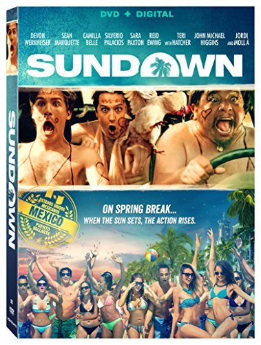 Sundown Sundown DVD Dc R