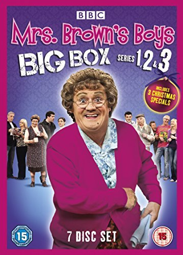 Mrs Brown's Boys Big Box Mrs Brown's Boys Big Box Import Gbr