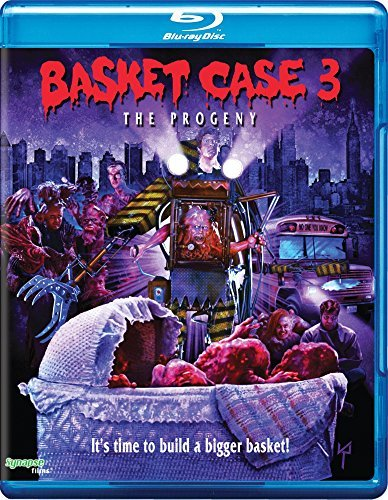 Basket Case 3 Van Hentenryck Ross Blu Ray R