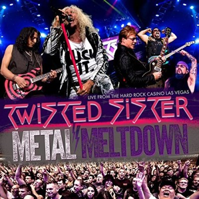 Twisted Sister Metal Meltdown Explicit Version
