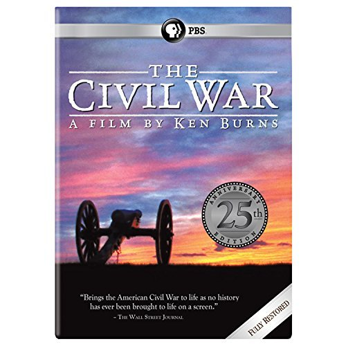 The Civil War Ken Burns DVD