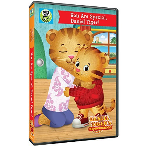 Daniel Tiger's Neighborhood You Are Special Daniel Tiger! DVD