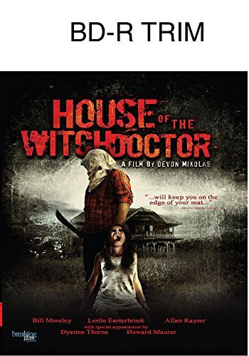 House Of The Witchdoctor House Of The Witchdoctor Blu Ray Mod This Item Is Made On Demand Could Take 2 3 Weeks For Delivery