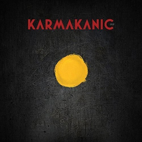 Karmakanic Dot Import Gbr Incl. DVD
