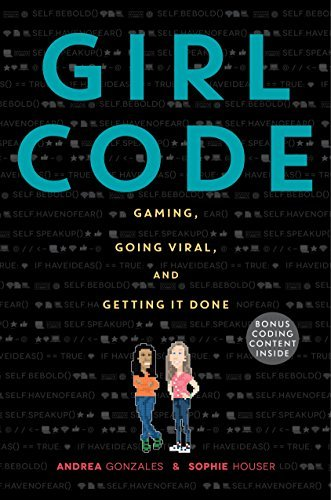 Andrea Gonzales Girl Code Gaming Going Viral And Getting It Done