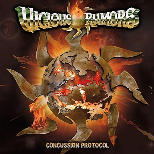 Vicious Rumors Concussion Protocol Incl. CD