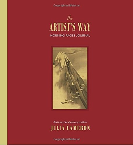 Julia Cameron The Artist's Way Morning Pages Journal Deluxe Edition