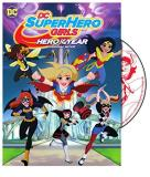 Dc Super Hero Girls Hero Of The Year DVD