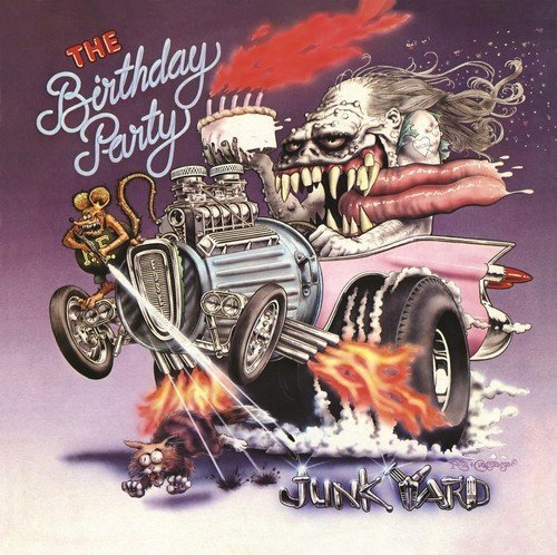 Birthday Party Junkyard 200 Gram Vinyl Lp