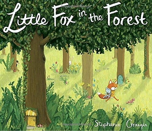 Stephanie Graegin Little Fox In The Forest