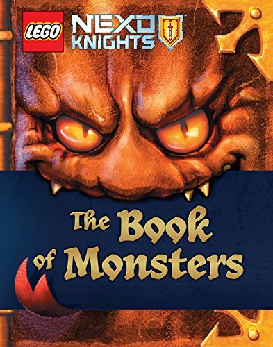 Ameet Studio Lego Nexo Knights The Book Of Monsters