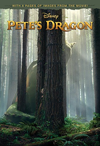 Disney Book Group Pete's Dragon Junior Novel
