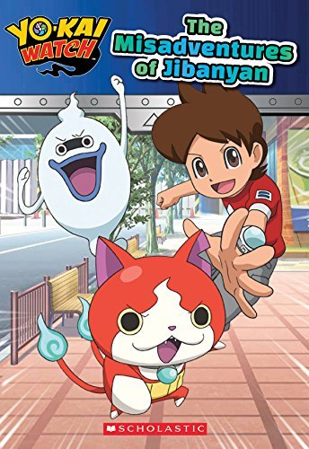 Kate Howard The Misadventures Of Jibanyan (yo Kai Watch Chapter Book)