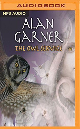 Alan Garner The Owl Service Mp3 CD