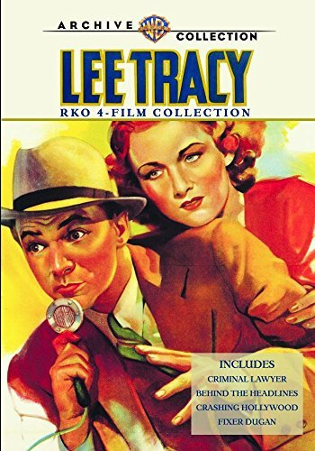 Lee Tracy Rko 4 Film Collectio Lee Tracy Rko 4 Film Collectio Made On Demand