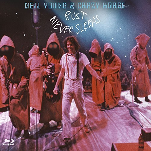 Neil Young & Crazy Horse Rust Never Sleeps (blu Ray)