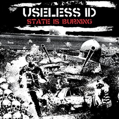 Useless Id State Is Burning