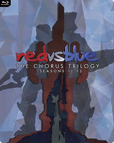 Red Vs. Blue The Chorus Trilogy Seasons 11 13 Blu Ray