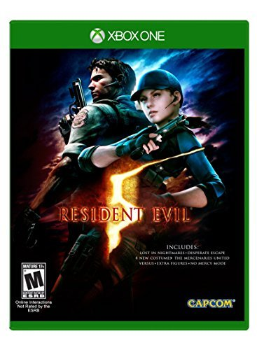 Xbox One Resident Evil 5 Hd