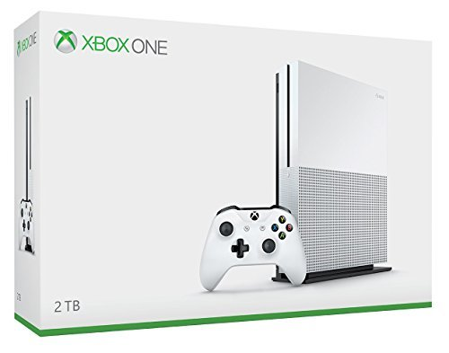 Xbox One S System 2tb (includes Vertical Stand)