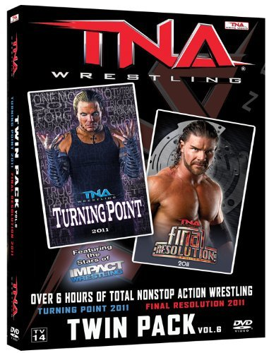 Tna Twin Pack Turning Point 2011 Final Resolution 2011