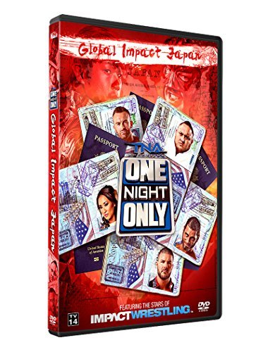 Tna Global Impact Japan One Night Only