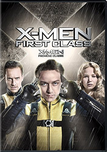 X Men First Class Mcavoy Fassbender