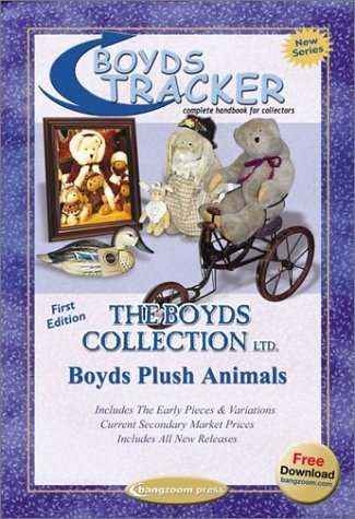 Bangzoom Boyds Tracker Boyds Plush Animals First Edition