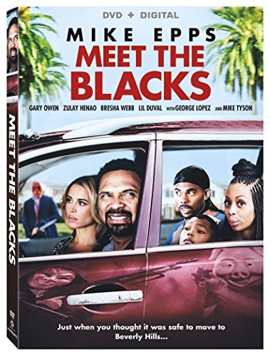 Meet The Blacks Epps Owen DVD Dc R