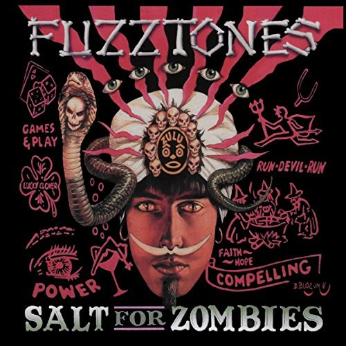 Fuzztones Salt For Zombies
