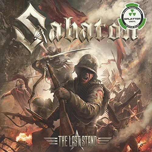 Sabaton Last Stand (camo Colored Vinyl) Indie Exclusive
