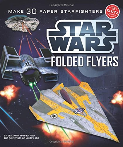 Ben Harper Star Wars Folded Flyers