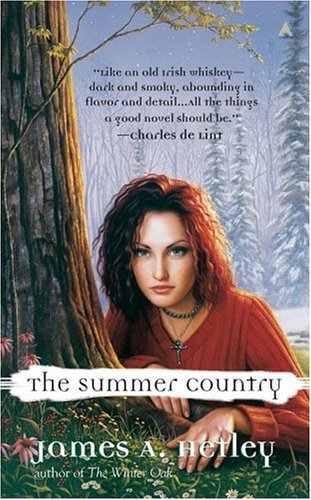 James A. Hetley The Summer Country Maureen Pierce