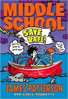 James Patterson Middle School Save Rafe!