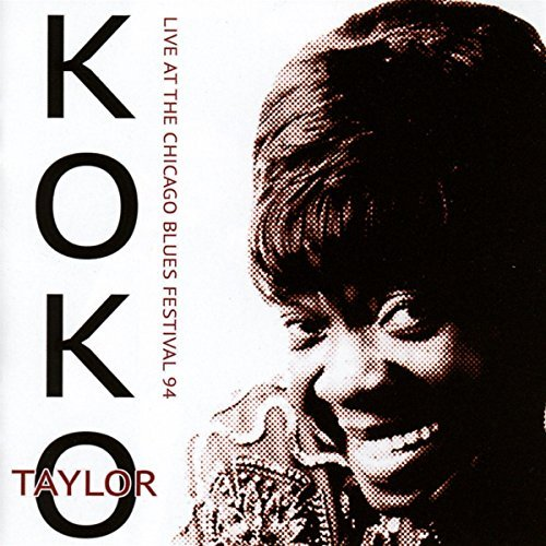 Koko Taylor Live At The Chicago Blues Festival 94