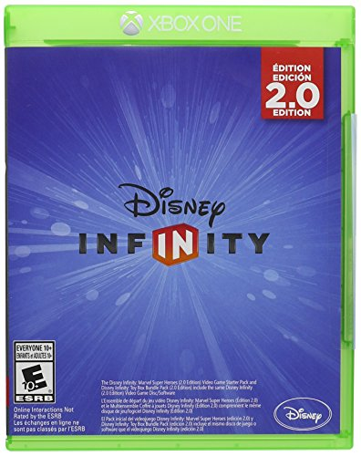 Xbox One Disney Infinity 2.0 (game Only)