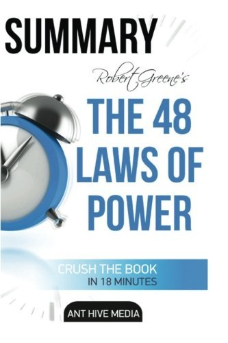 Ant Hive Media Robert Greene's The 48 Laws Of Power Summary