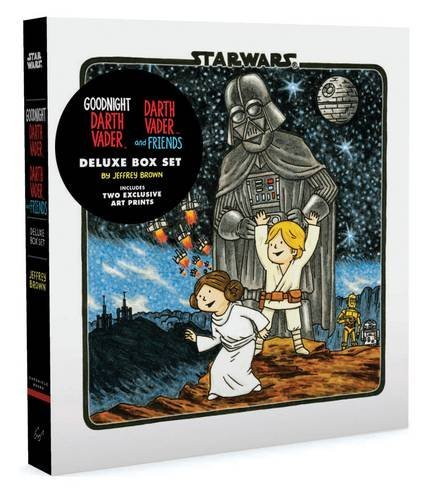 Jeffrey Brown Goodnight Darth Vader Darth Vader And Friends De
