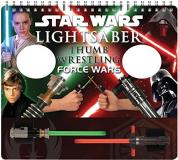 Pablo Hidalgo Star Wars Lightsaber Thumb Wrestling Force Wars