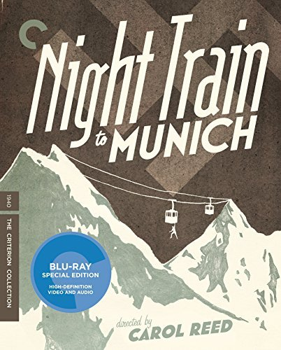 Night Train To Munich Harrison Lockwood Blu Ray Criterion