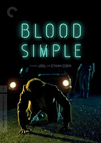 Blood Simple Getz Hedaya Walsh Mcdormand DVD Criterion