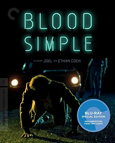 Blood Simple Getz Hedaya Walsh Mcdormand Blu Ray Criterion