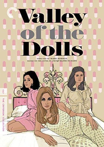Valley Of The Dolls Parkins Duke Tate DVD Pg13 Criterion