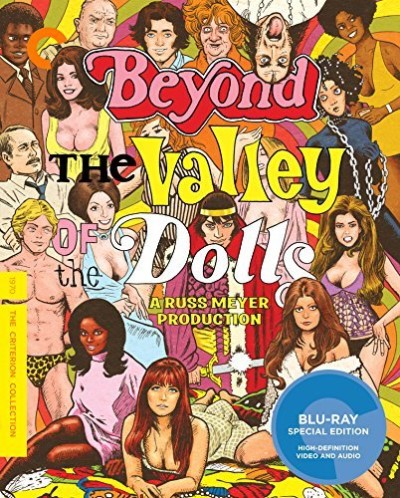 Beyond The Valley Of Dolls Gavin Lazar Blu Ray Criterion