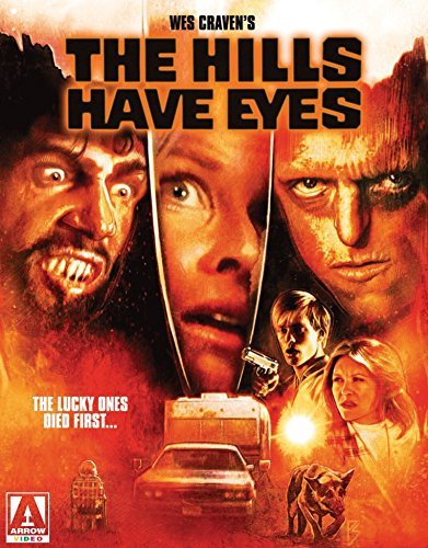 The Hills Have Eyes (1977) Wallace Berryman Blu Ray R