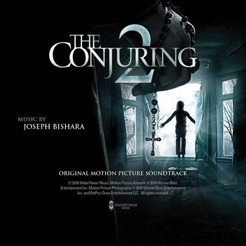 Joseph Bishara Conjuring 2 O.S.T. Made On Demand